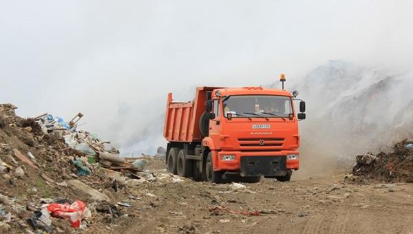 Новая мусороперегрузочная станция заработала в Тверской области