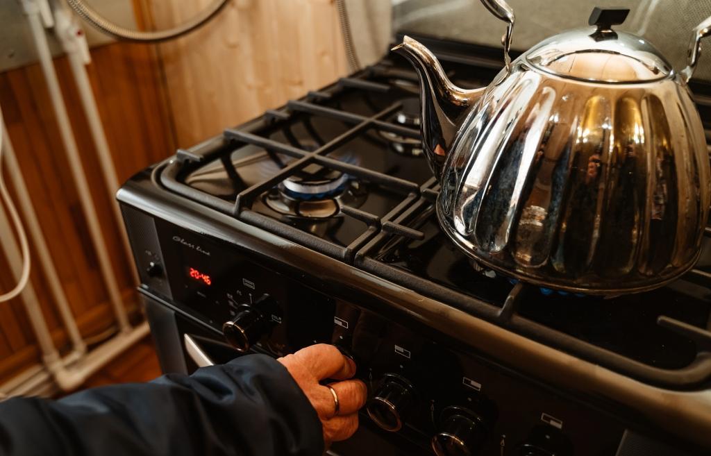 В деревне Башарино Кимрского района Тверской области запущен газ - новости Афанасий