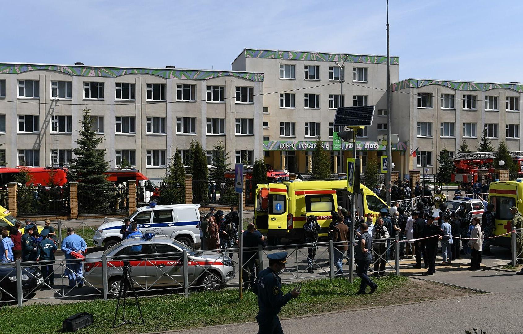 Губернатор Игорь Руденя выразил соболезнования в связи с трагедией в Казани