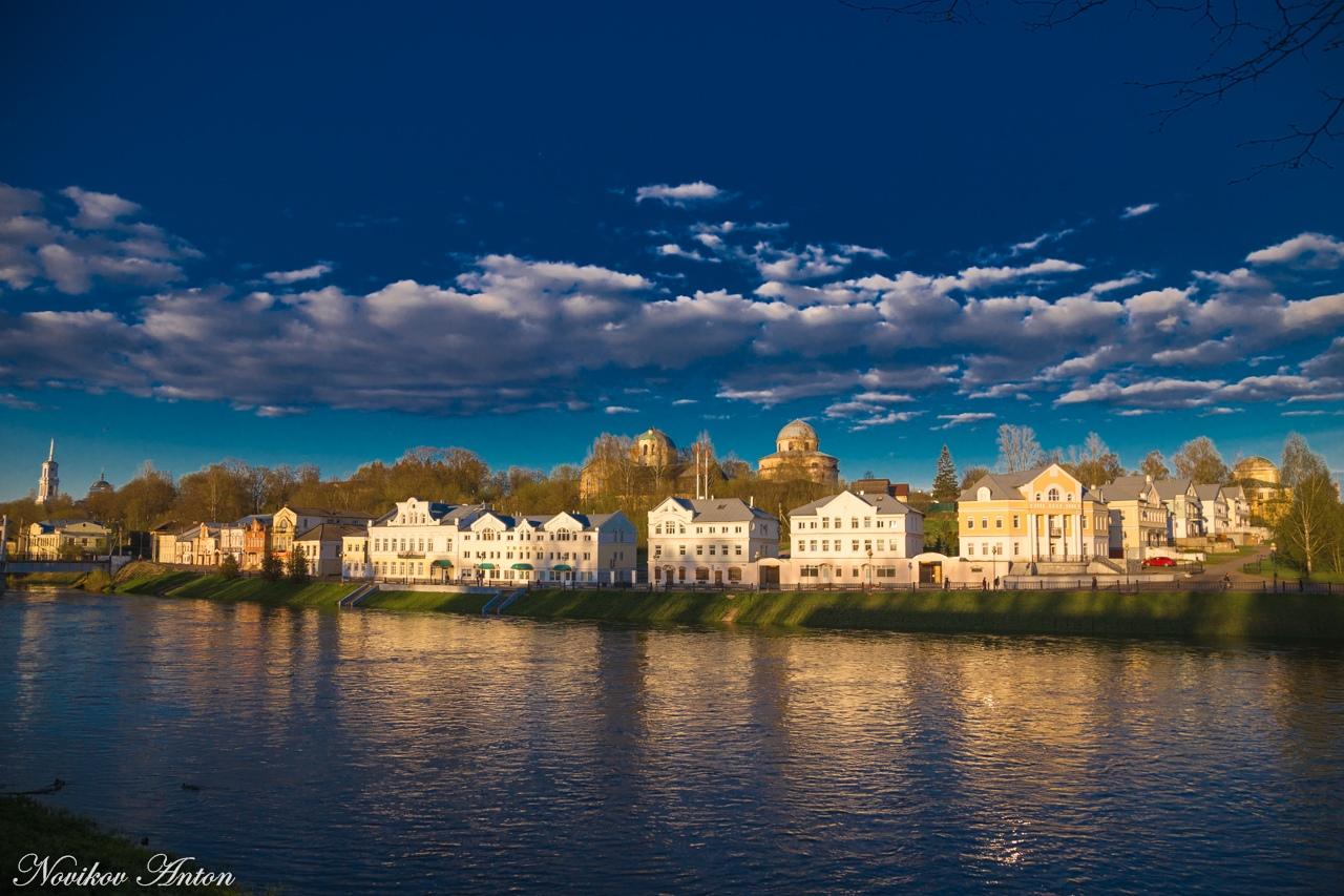 Город Торжок Тверской области стал одним из 10 городов России, популярных для отдыха в выходные - новости Афанасий