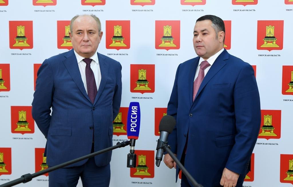 В Тверской области увеличат объемы газификации региона - новости Афанасий