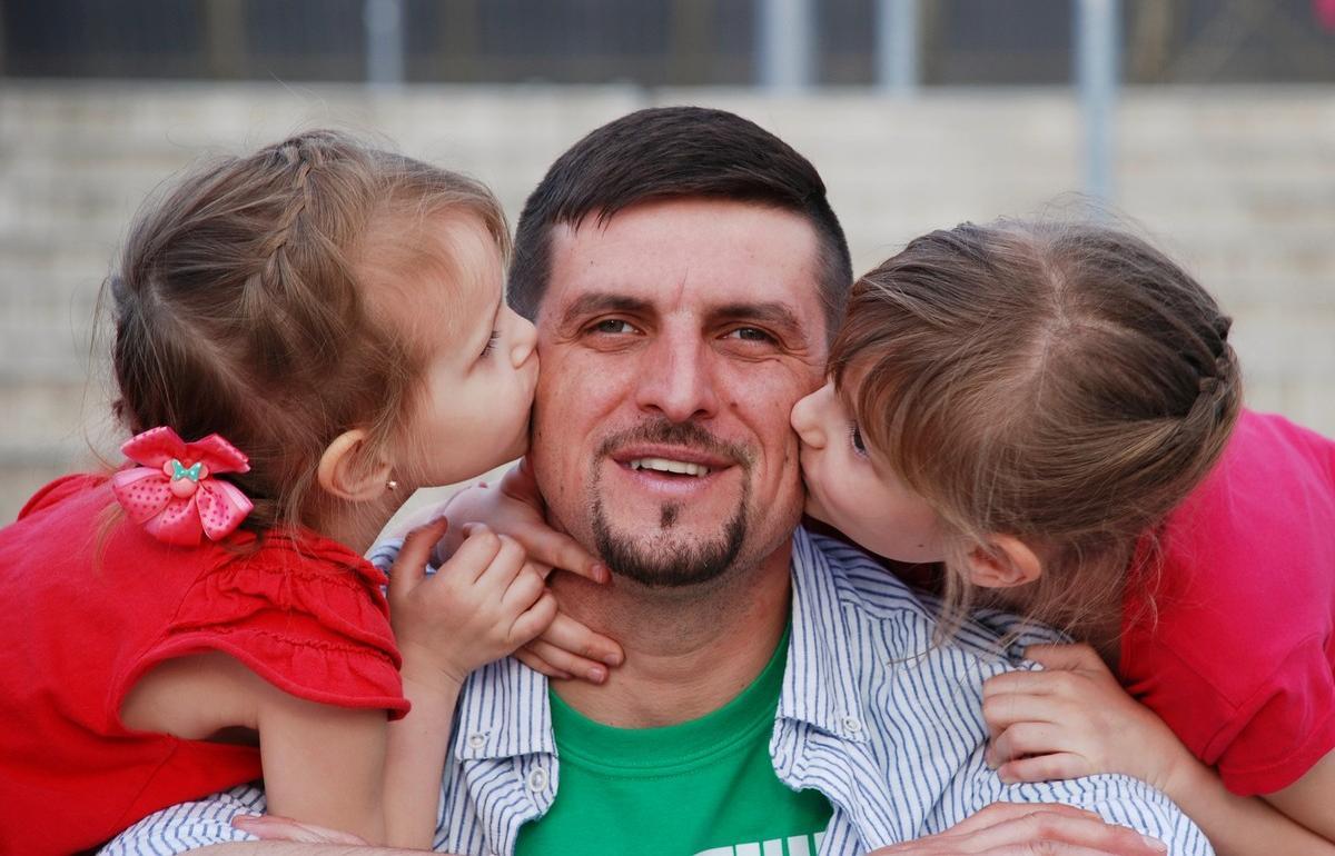 День отца появился в России