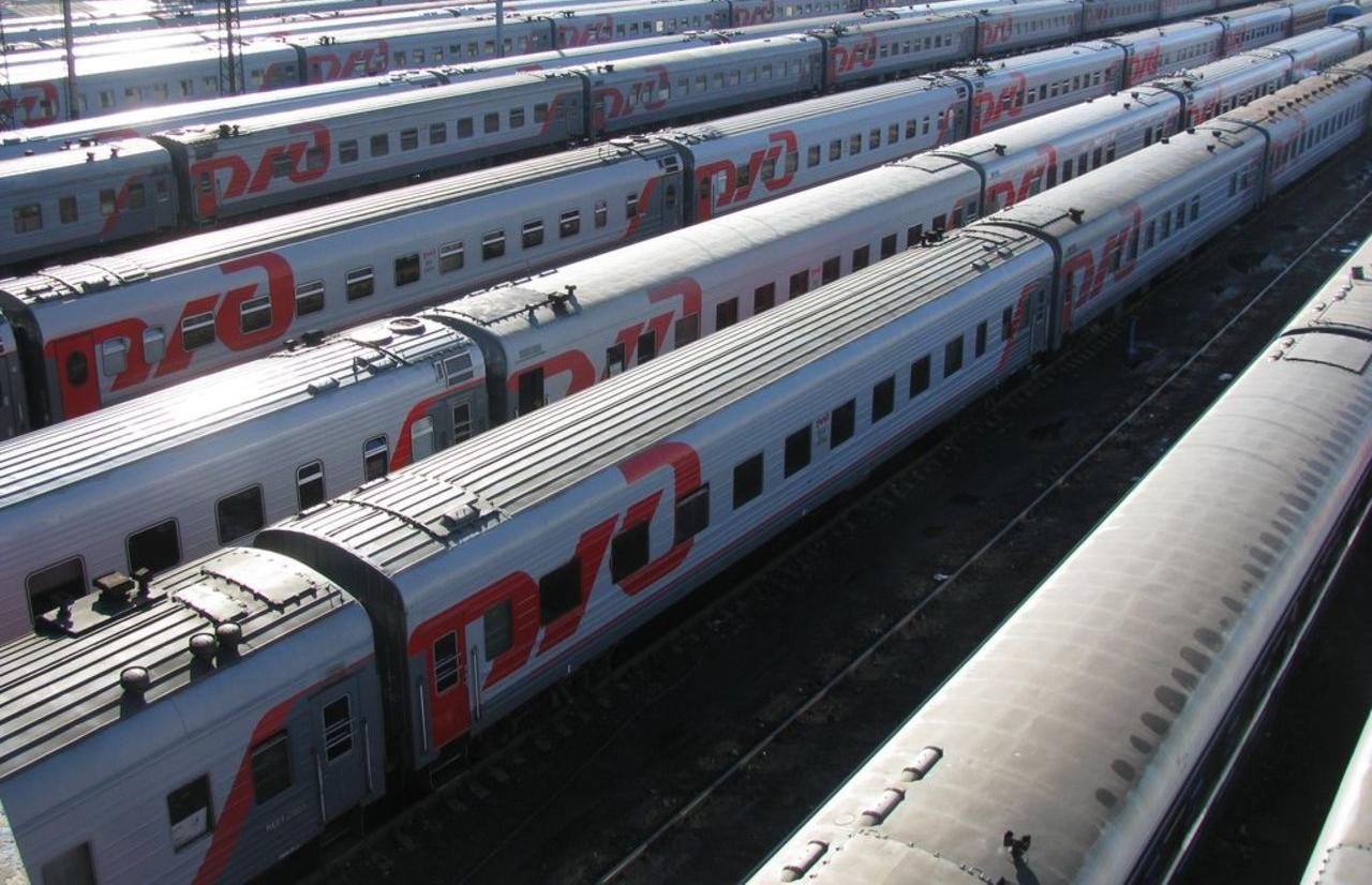 В Тверской области из-за схода с рельсов вагона в Земцах задерживаются поезда  - новости Афанасий
