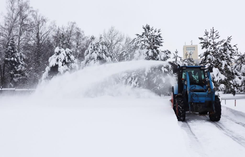 Студенты Твери собрали машину-снегомет - новости Афанасий