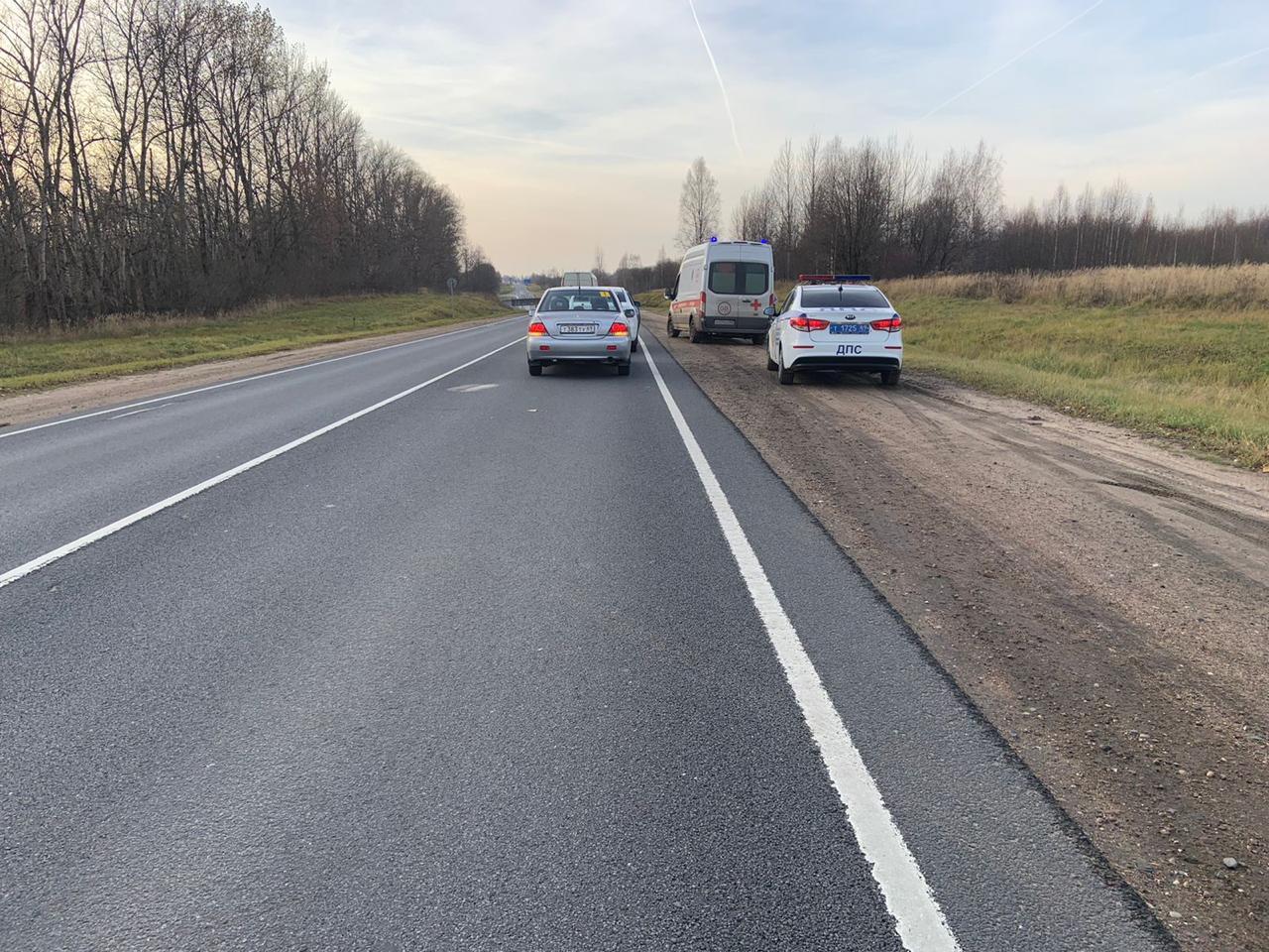 Пожилая женщина пострадала в ДТП на трассе М9 «Балтия» в Тверской области - новости Афанасий