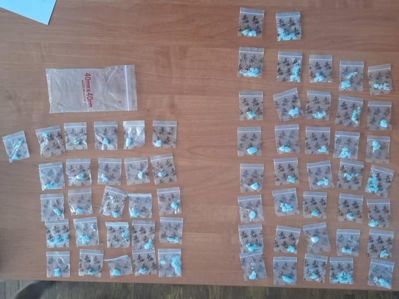 Задержаны двое мужчин, ввозившие в Тверскую область наркотики из соседнего региона - новости Афанасий