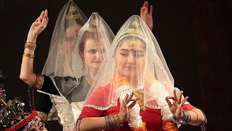 Ансамбль индийского танца «Бхарат» отпраздновал 20-летие концертом