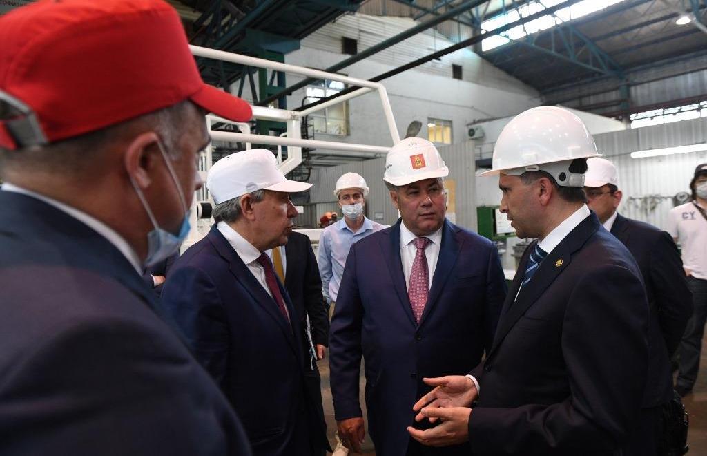 Игорь Руденя предложил создать в Тверской области кластер по производству техники для геологоразведки - новости Афанасий