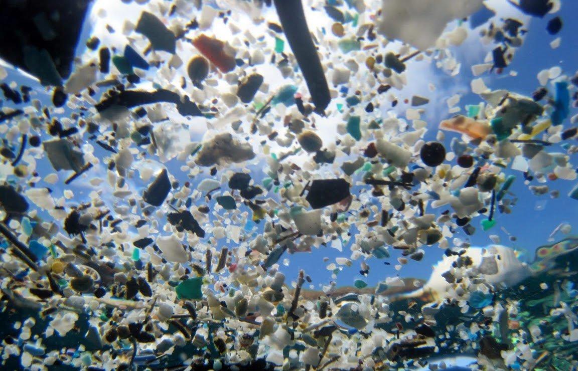 Экологи оценили уровень микропластика в Волге - новости Афанасий