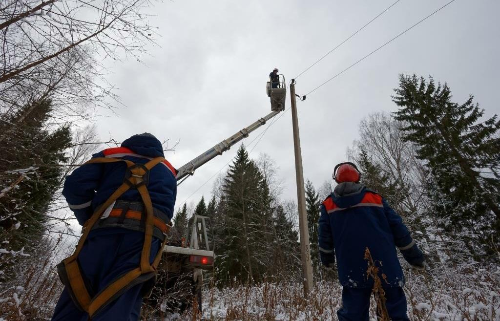 Из-за снегопада в 9 районах Тверской области перебои с энергоснабжением - новости Афанасий