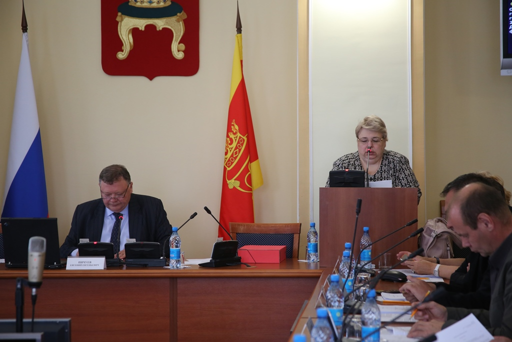 Депутаты внесли последние изменения в бюджет Твери