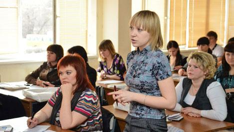 Студенты вузов и ссузов Тверской области обсудили перспективы молодежной политики в образовании