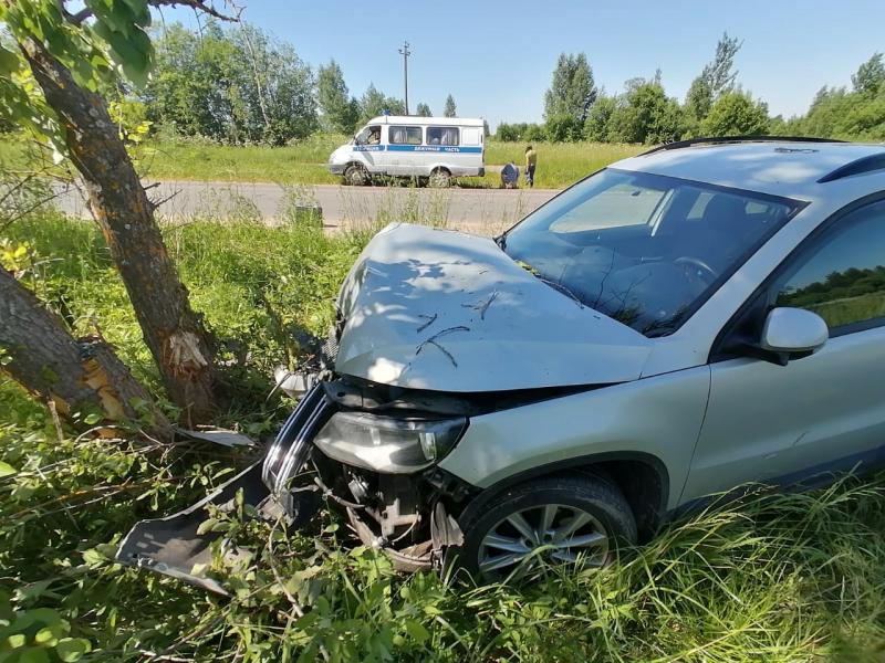 В Тверской области пьяная девушка угнала и разбила кроссовер москвича - новости Афанасий