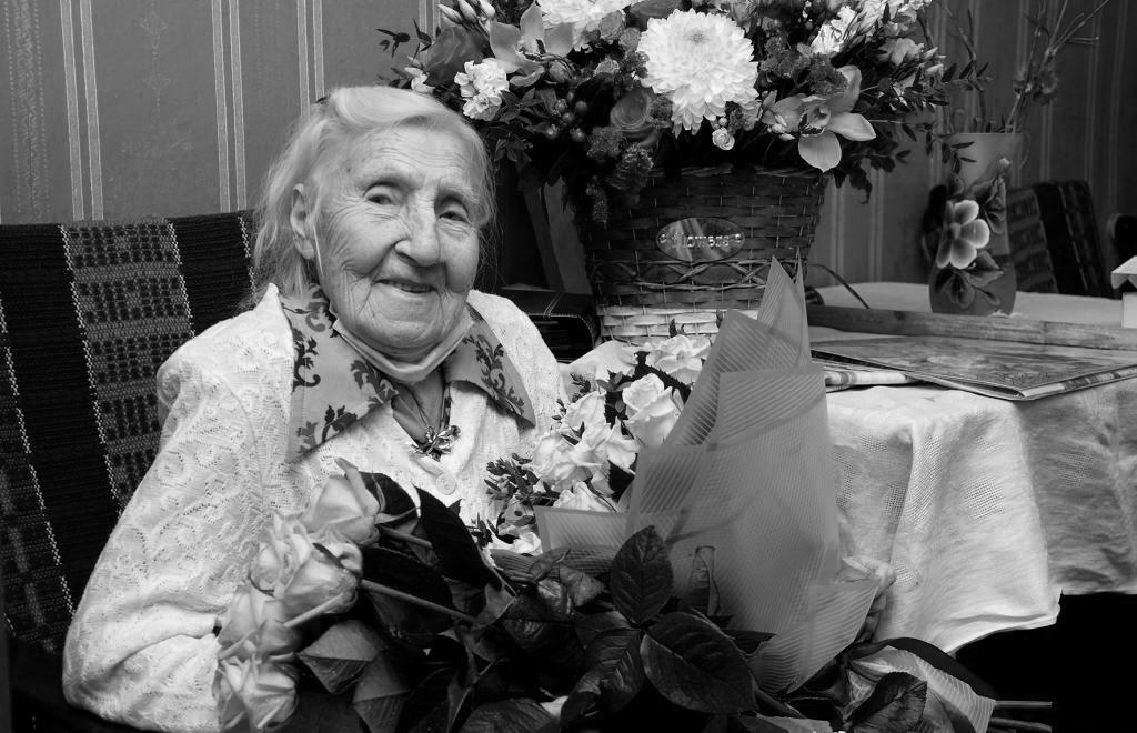 Ушла из жизни 100-летняя кимрячка ветеран ВОВ Клавдия Фёдоровна Сенаторова