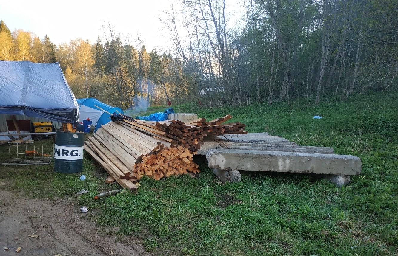 СК проверяет, кто и что строит на особо охраняемой природной территории в Тверской области - новости Афанасий
