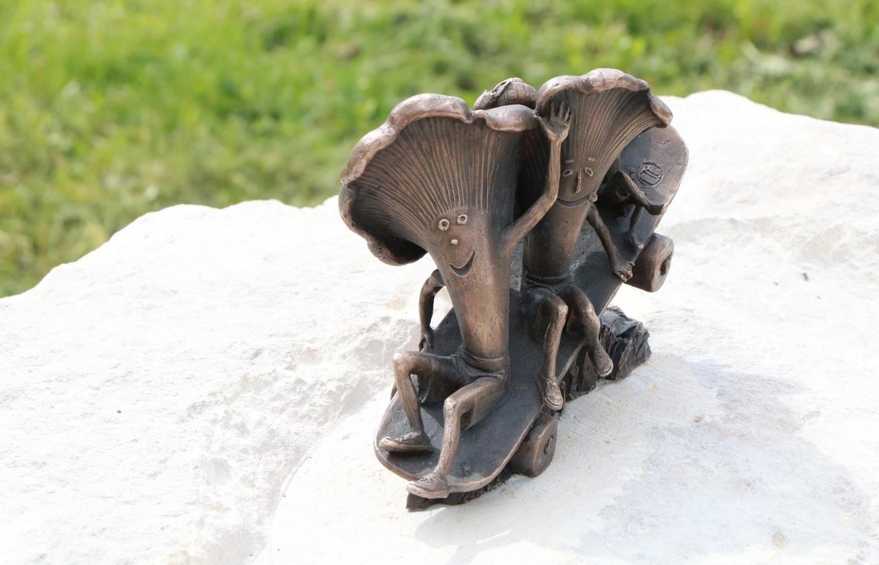 В Рязани — грибы с глазами: теперь эта поговорка стала реальностью