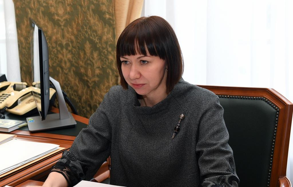 Марина Подтихова стала зампредом правительства Тверской области