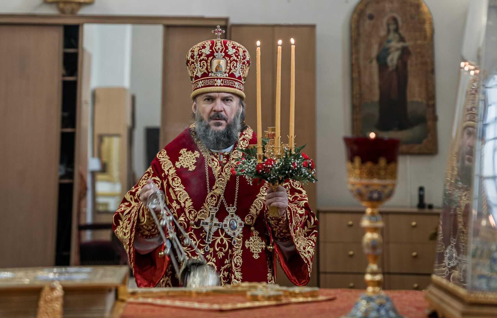 Пасхальное послание Высокопреосвященнейшего Амвросия, митрополита Тверского и Кашинского - новости Афанасий