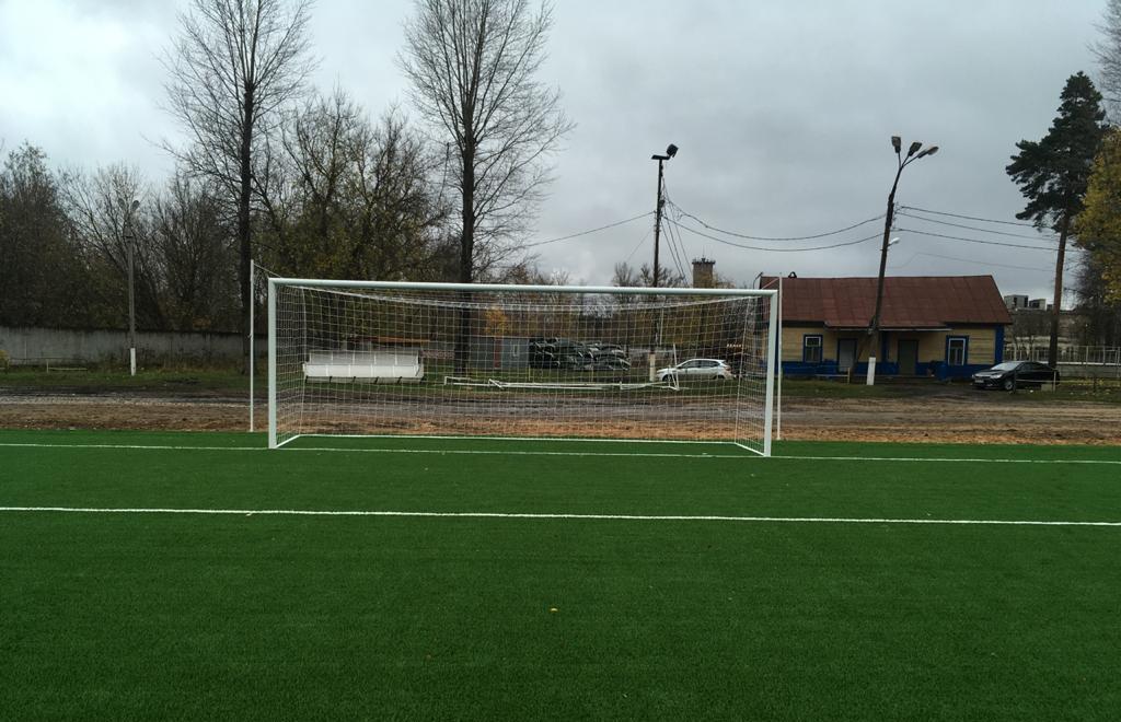 В Тверской области в 2020 году установлено шесть полей для мини-футбола - новости Афанасий