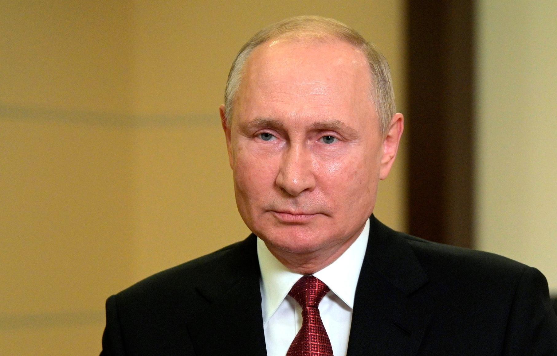 Путин выступил с обращением к гражданам России - новости Афанасий