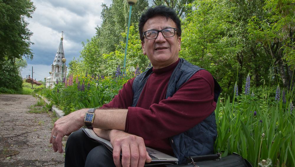 Вышел фильм «Человек, который слышал» про бежецкого краеведа Амона Сулейманова