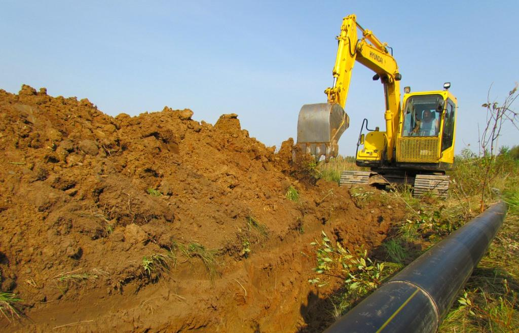 В Сонковском районе Тверской области началось строительство межпоселкового газопровода - новости Афанасий