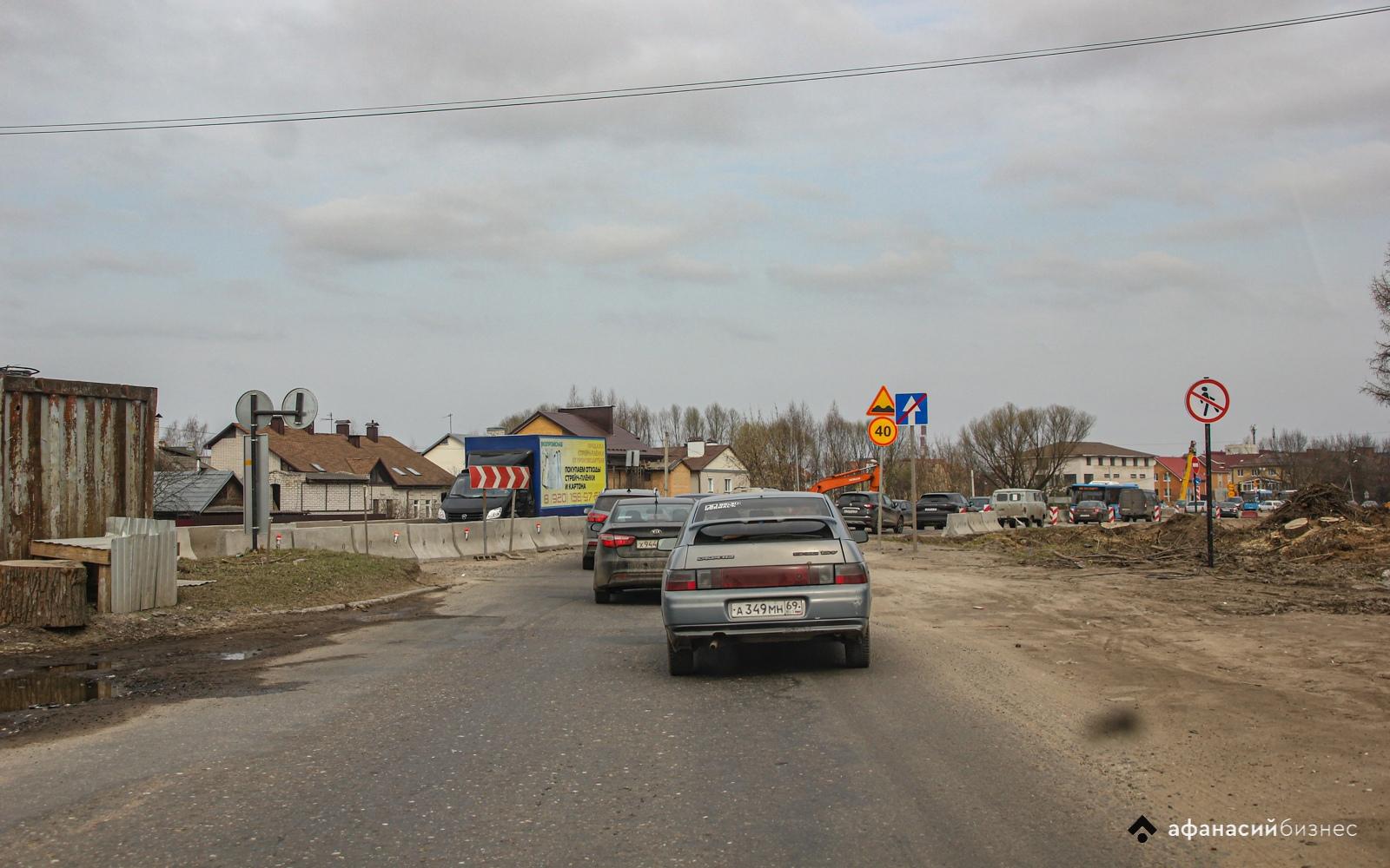 В Твери принято решение об установке светофора на Бежецком шоссе