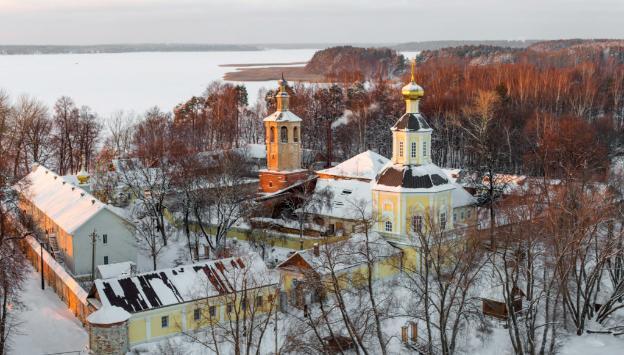 В Тверской области отреставрируют монастырь за 22 млн рублей