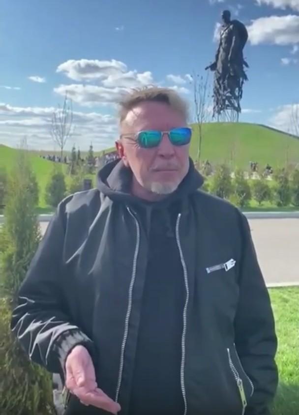 Гарик Сукачев рассказал о своей поездке к Ржевскому мемориалу в День Победы