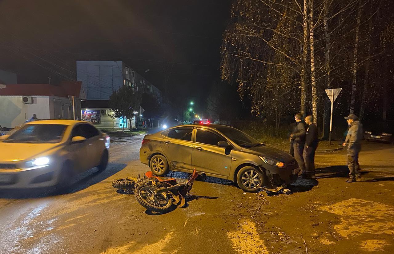 Мотоциклист пострадал в ДТП в Ржеве - новости Афанасий
