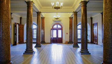Тверской Императорский дворец откроется для экскурсантов
