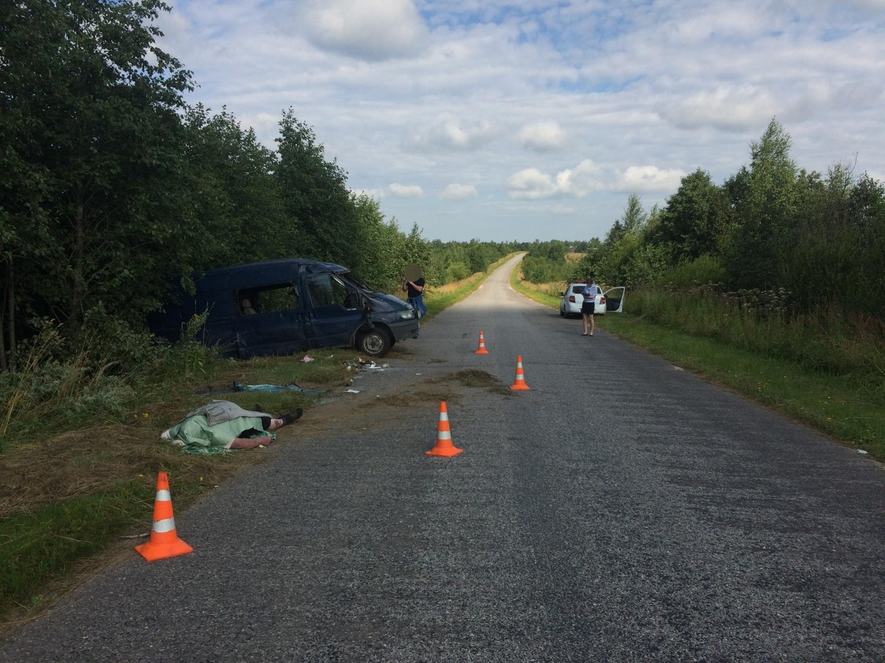 В Тверской области пьяный виновник ДТП пытался свалить вину на своего погибшего отца - новости Афанасий