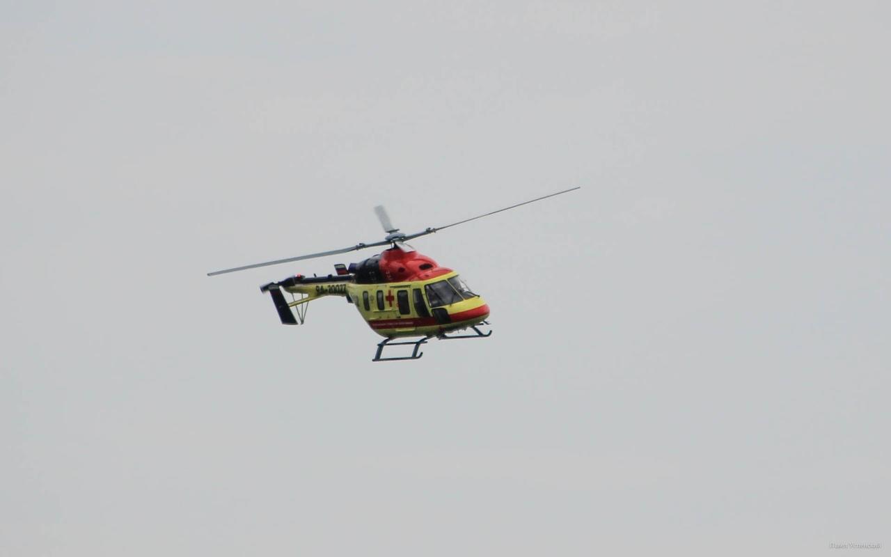 Вертолеты санавиации Тверской области за месяц совершили 26 экстренных вылетов в районы - новости Афанасий
