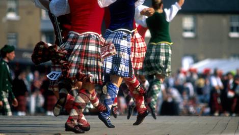 В тверском Ботаническом саду пройдет мастер-класс по шотландским народным танцам