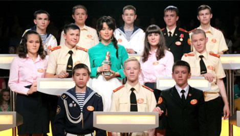Тверские суворовцы вновь сразятся за звание «Самый умный кадет»