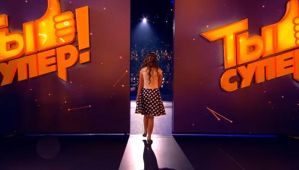 11-летняя Софья Лебедева из Тверской области поразила красотой и силой своего голоса жюри конкурса «Ты супер»