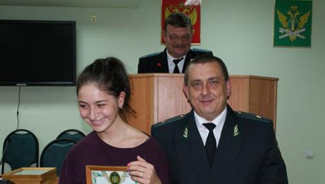 Главный судебный пристав Тверской области встретился со студентами вузов