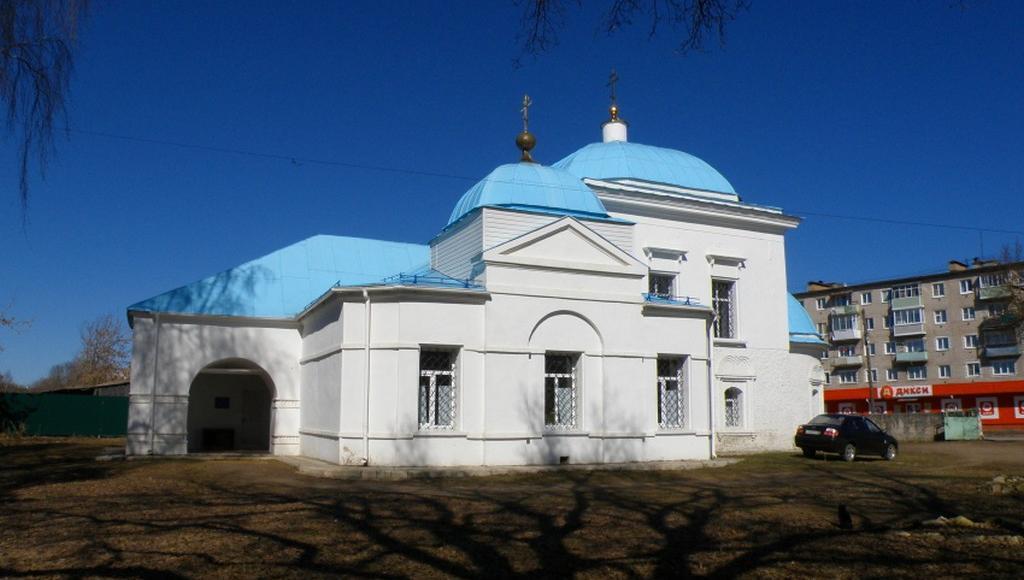 В Тверской области восстановят утраченную колокольню Васильевской церкви в Торжке