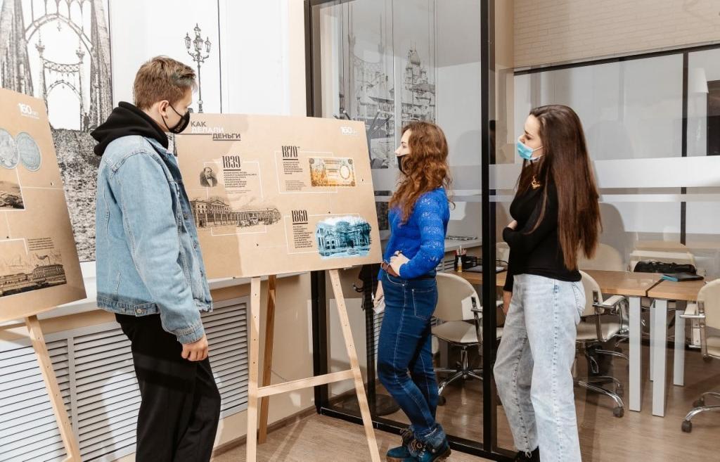 В день банковского работника в Твери открылась выставка «Время и деньги» - новости Афанасий