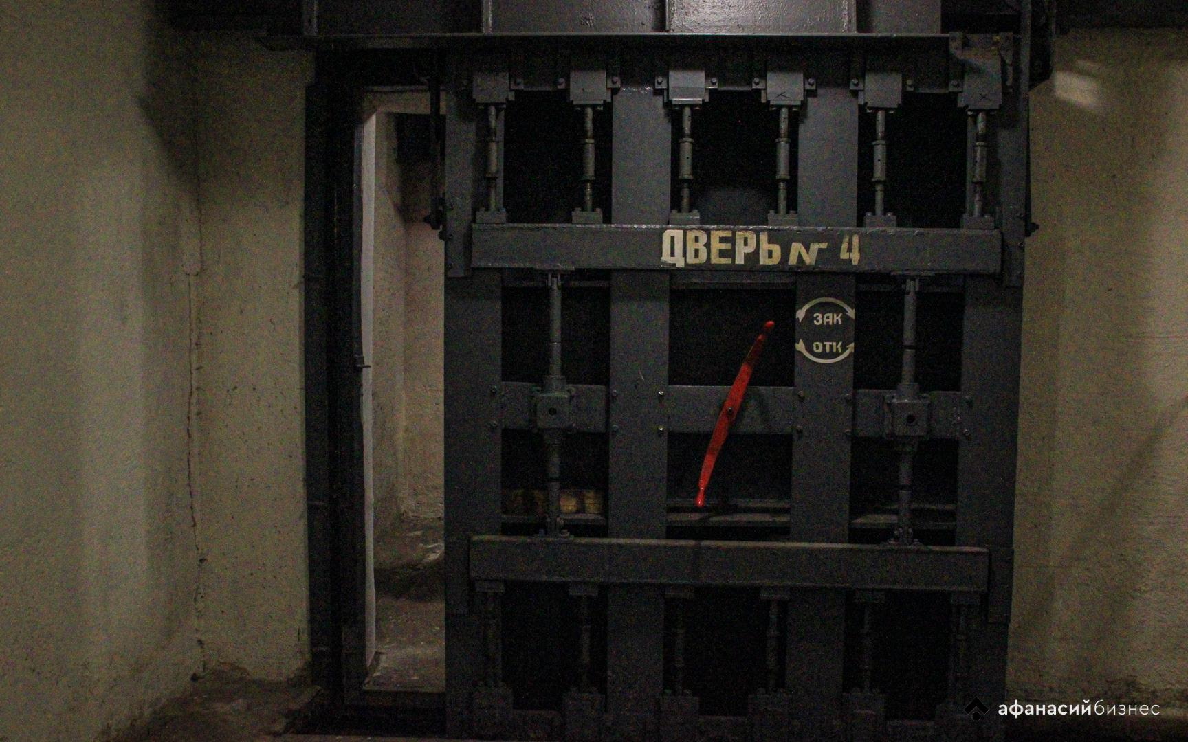 Под слоем стали и бетона: как работают тверские подземные убежища - новости Афанасий