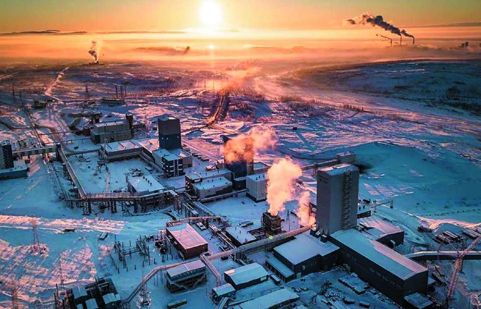 МКБ открыл Норильскому Никелю кредитную линию на 10 млрд рублей - новости Афанасий