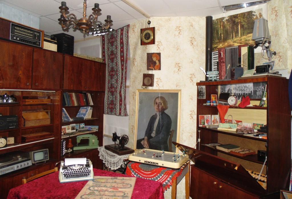 В Ржеве открылась выставка советского быта