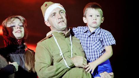 Сотрудники тверской таможни завоевали гран-при на ведомственном фестивале искусств «Золотой кадуцей»