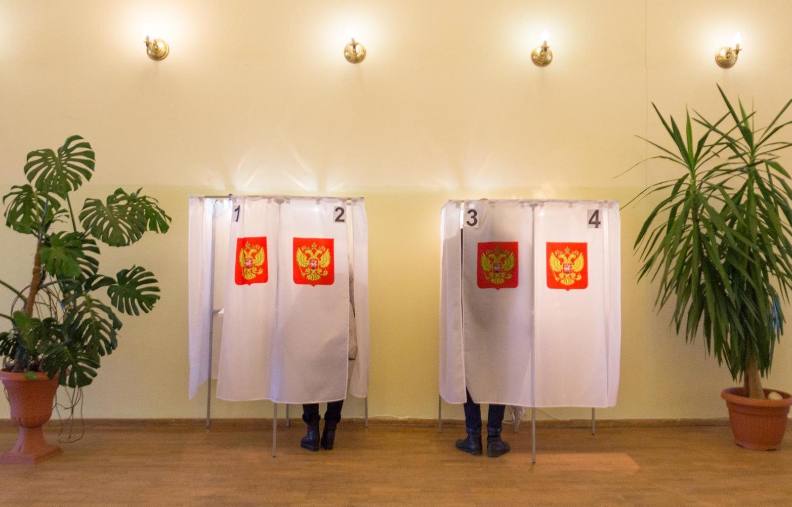 Протокол об итогах голосования по Конституции РФ подписан в Тверской области - новости Афанасий