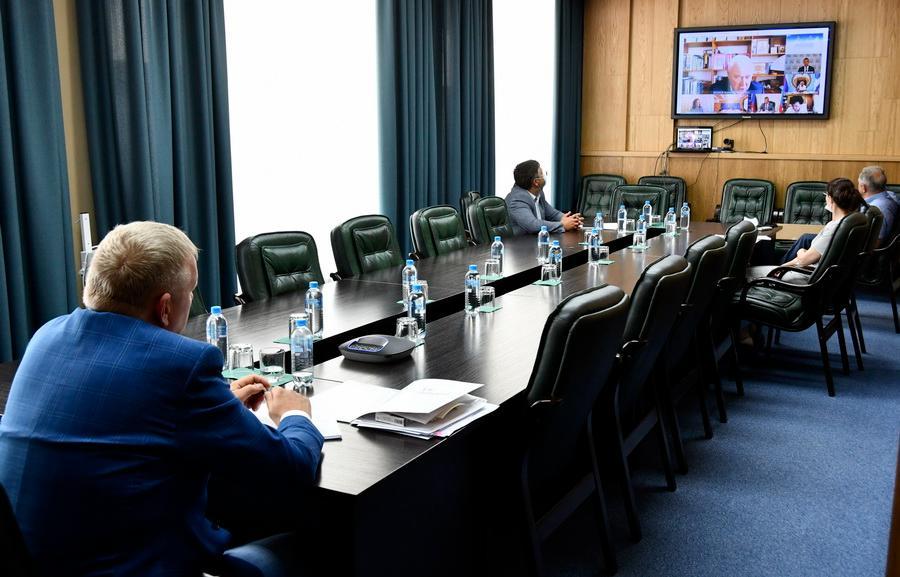 Состоялось заседание Президиума Совета законодателей РФ  - новости Афанасий