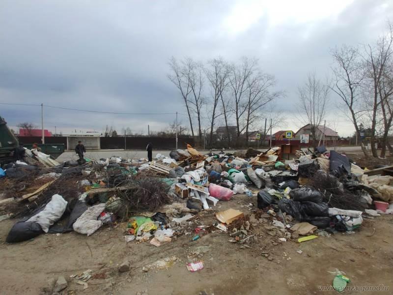 Владелец земли завалил участок строительным мусором и получил штраф - новости Афанасий