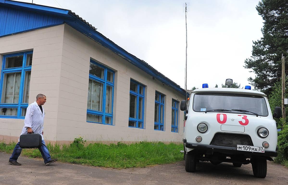 Для сельской медицины купят транспорт на 1,5 млрд рублей - новости Афанасий