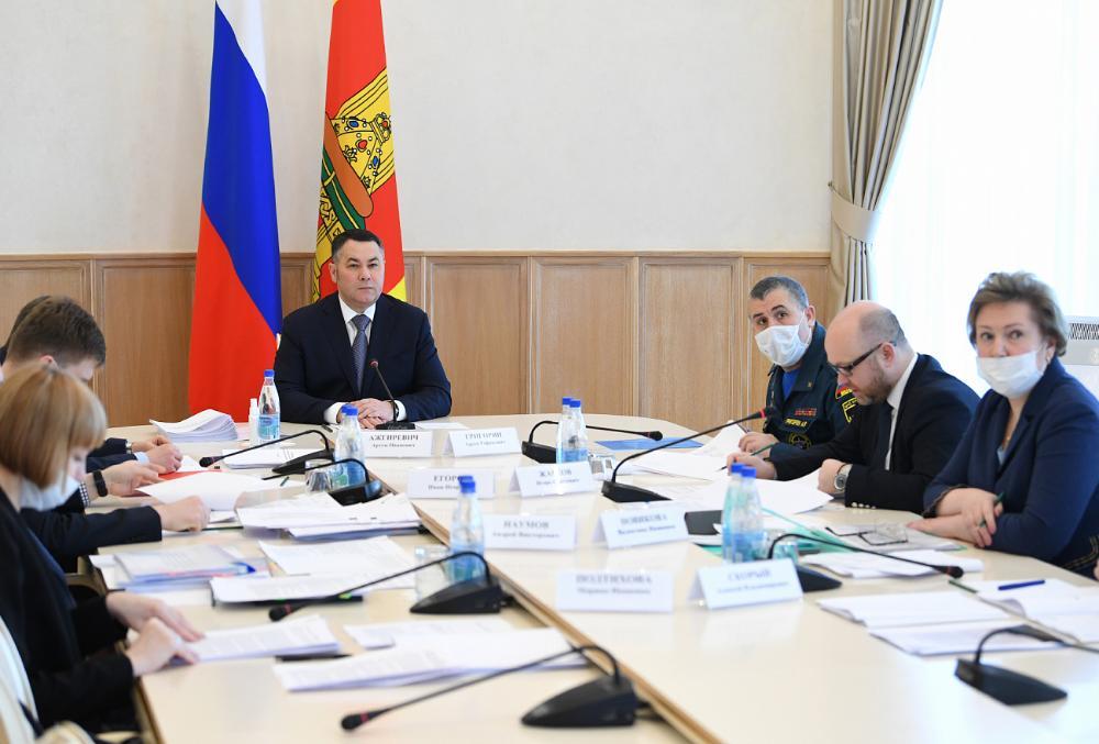 Жителям Тверской области расширили возможности получения помощи при газификации домов и квартир - новости Афанасий