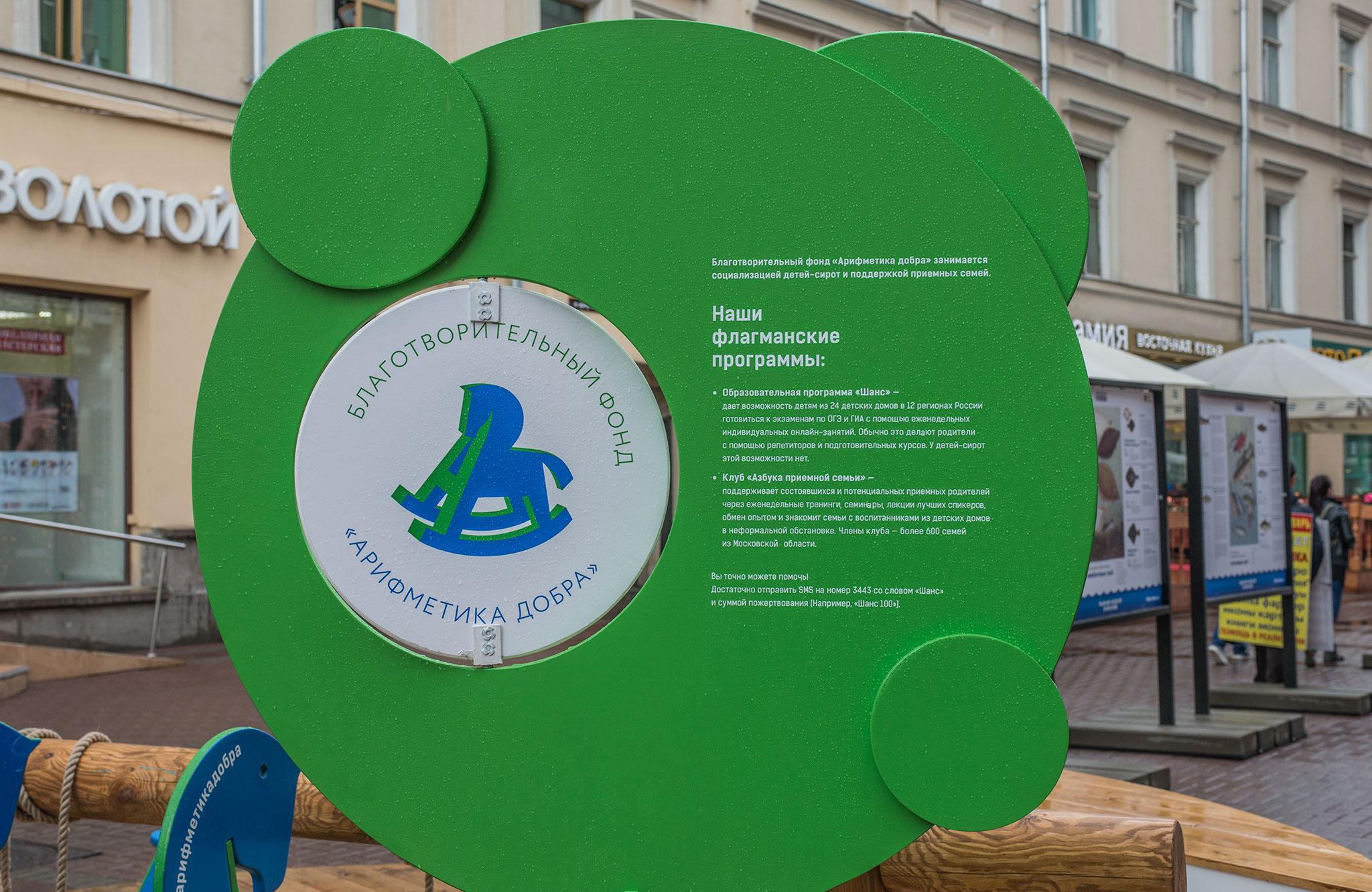 МКБ поддерживает образовательный проект «Шанс» для детей-сирот фонда «Арифметика добра» - новости Афанасий