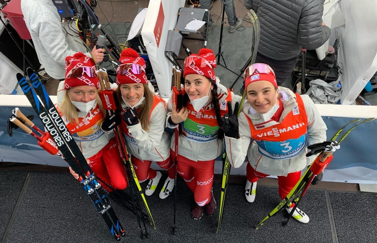 Наталья Непряева выиграла серебро чемпионата мира в эстафете - новости Афанасий